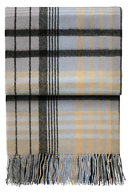Horizon Tartan Plaid Throw