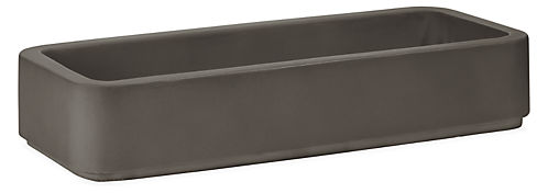 Bampton 24w 10d 4h Tabletop Planter