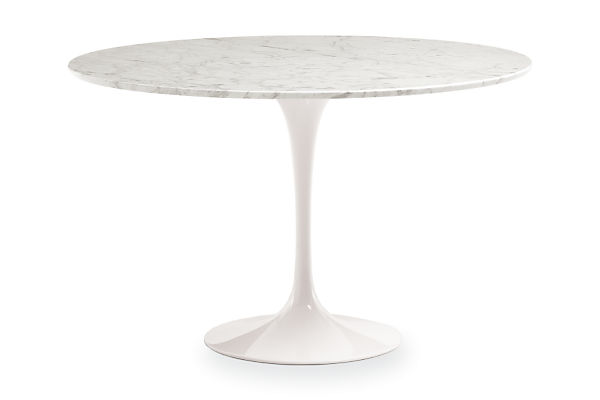 Saarinen 47 diam 28h Round Table