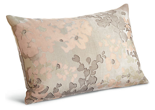 Fleur 20w 13h Throw Pillow