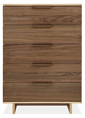 Ashby 33w 19d 45h Five-Drawer Dresser