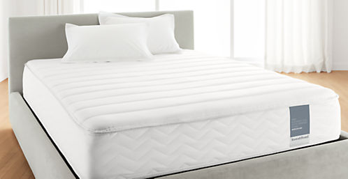 Encased Coil Serene Foam Mattress American Made Luxury Mattresses Modern Bedroom Furniture Room Board