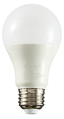R&B LED Non-Dimmable Bulb (60W Comparable) 4 Pack
