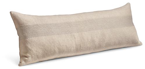 Corinne 36w 13h Throw Pillow