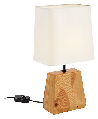 Henson Reclaimed Wood Table Lamp