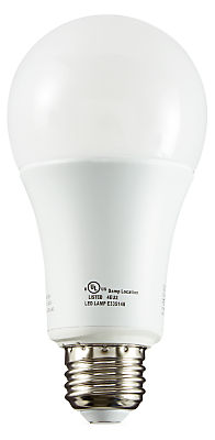 R&B 15W LED Non-Dimmable Bulbs - 4 Pack (100W Replacement)