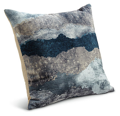 Storm Modern Throw Pillows - Modern Throw Pillows - Modern Bedroom Furniture - Room & Board