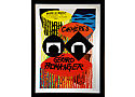 Vintage French Gallery Poster, Gerard Fromanger