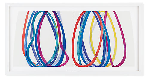 Joanne Freeman, Three Cords, 2013