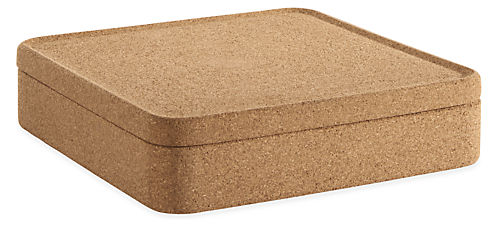 Lync 10w 10d Cork Storage Box