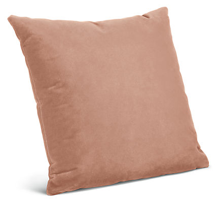 Velvet 21w 21h Throw Pillow