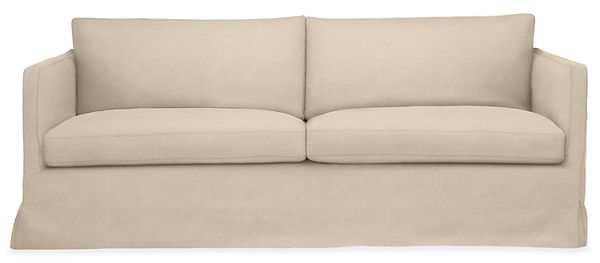 Two Cushion Sofa In Chalet