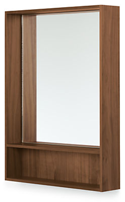 Durant 23w 5d 30h Mirror with Shelf