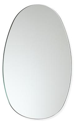 Gaze Oval-Shaped Mirror