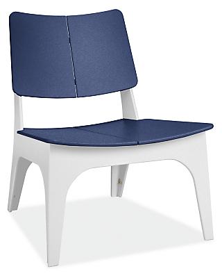 Sundby Two-Tone Lounge Chair