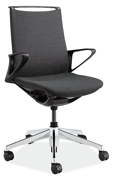 Astonishing Plimode Office Chair In Black Ocoug Best Dining Table And Chair Ideas Images Ocougorg