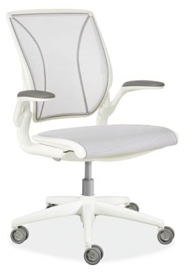 Diffrient World Office Chairs In White