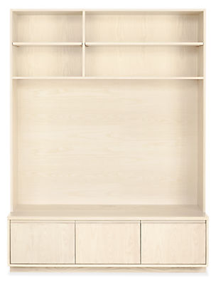 Keaton 60w 18d 80h Media Bookcase