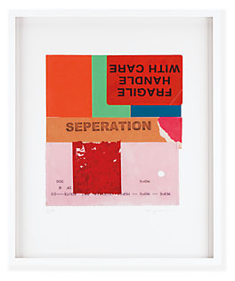 Terry Rosen, Seperation, 2015, Limited Edition