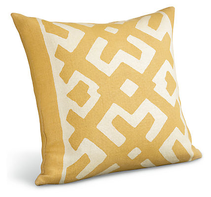 Maze 22w 22h Throw Pillow