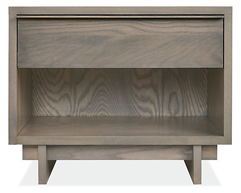Anton 27w 20d 22h One-Drawer Nightstand