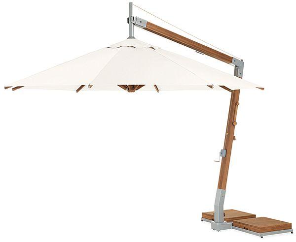 Ulo Patio Umbrella Modern Outdoor