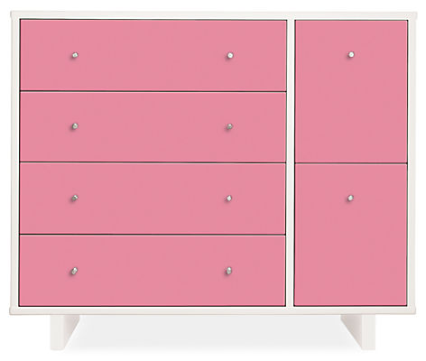 Moda 40w 19d 34h Six-Drawer Dresser