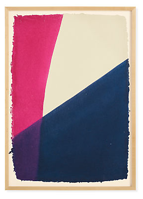 John Robshaw, Dip Dye #2, 2019, Limited Edition