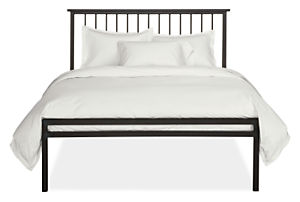 Mackintosh Queen Low Footboard Bed