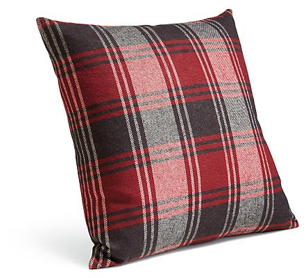Tartan 20w 20h Throw Pillow