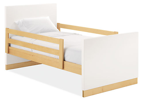 Set of Two 3/4 Length Guardrails for Moda Bed