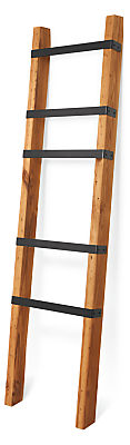 Bruns Reclaimed Wood Ladder