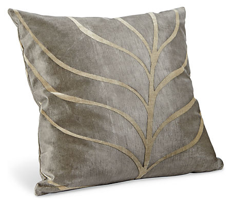 Leaf 22w 22h Throw Pillow