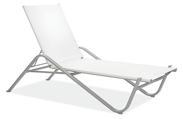 Riviera Chaise Lounge Chair