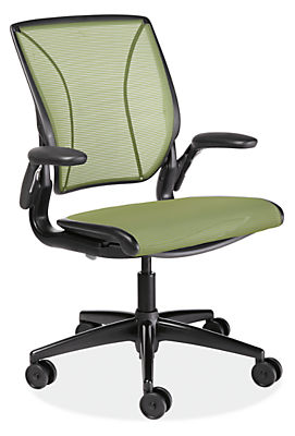 Diffrient World� Adjustable Arm Office Chair