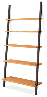 Gallery 40w 14d 85h Leaning Shelf