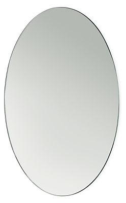 Focus 20w .25d 28h Oval Mirror