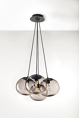 Humboldt Globe Chandelier - Set of Four
