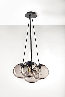 Humboldt Globe Chandelier Set Of Four