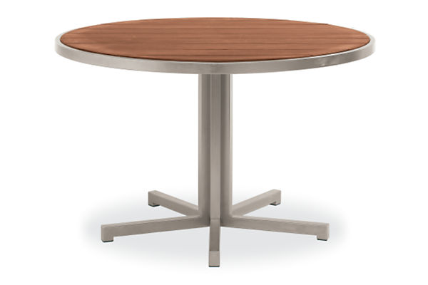 Montego Round Outdoor Dining Tables Modern Outdoor