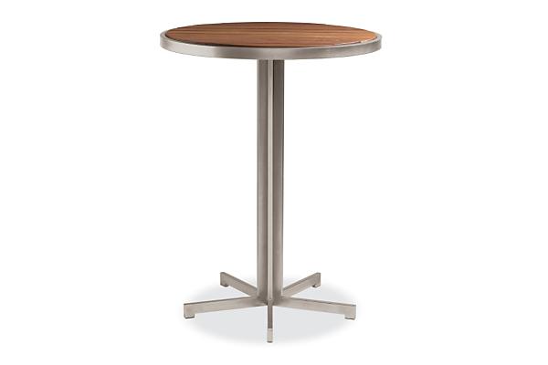 Montego 32 diam 42h Round Bar Table