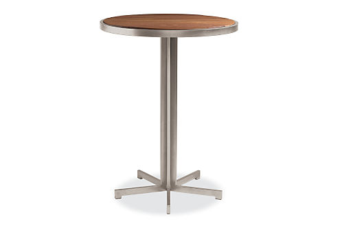 Montego 32 diam 42h Round Bar Table