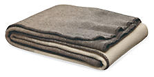 Haven Ombre Throw in Foxhound