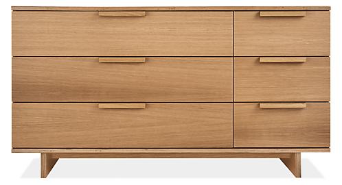 Ashby 55w 19d 29h Six-Drawer Dresser