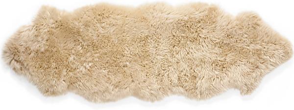 Sheepskin 2'x6' Rug