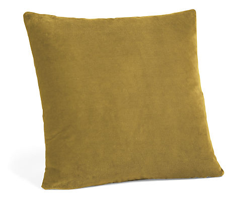 Velvet 21w 21h Throw Pillow