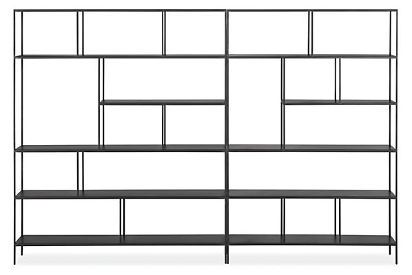 Foshay 108w 15d 72h Bookcase Wall Unit