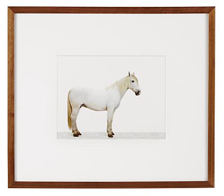 Sharon Montrose, Friesian Horse, 2013