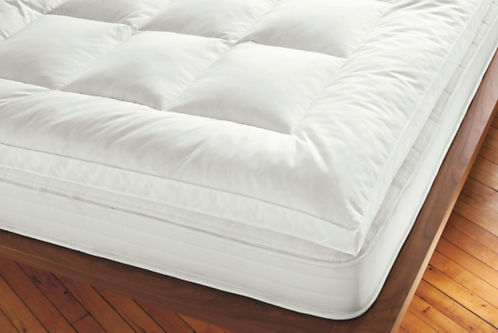 Premium 50/50 Feather Bed and Cover