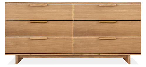 Ashby 65w 19d 30h Six-Drawer Dresser